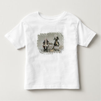 Porcelain figure of Frederick II of Prussia Toddler T-shirt