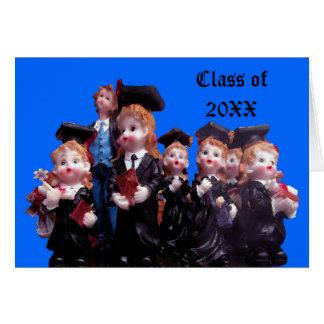 Porcelain Graduates Class of 20XX Greeting Card