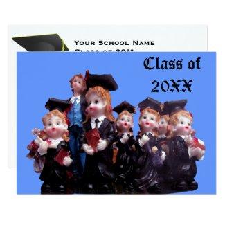 Porcelain Graduates Class of 20XX Invitation