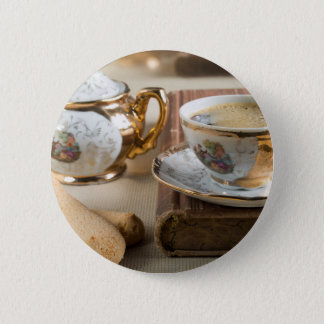 Porcelain tableware from the 19th century German Button
