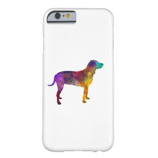 Porcelaine in watercolor barely there iPhone 6 case