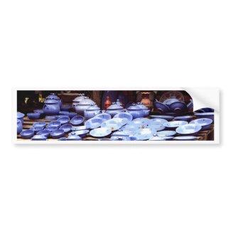 Porcelains bumpersticker