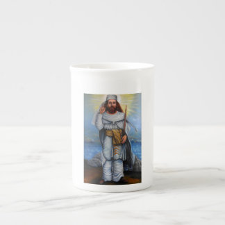 Porcelana de hueso del Zoroastrian Taza De Porcelana