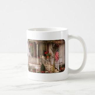 Porch - Americana Coffee Mug