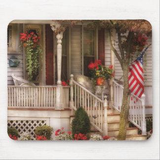 Porch - Americana Mouse Pad
