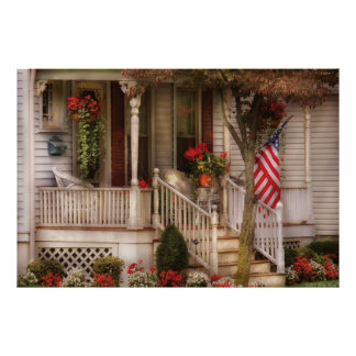 Porch - Americana Posters