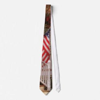 Porch - Americana Tie