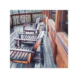 Porch Canvas