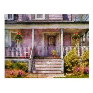 Porch - Grandmotherly love Post Card