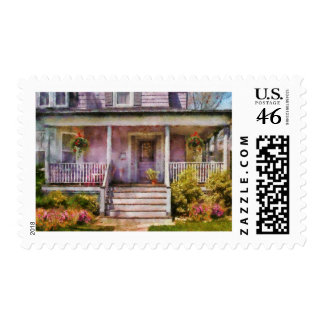 Porch - Grandmotherly love Postage Stamps