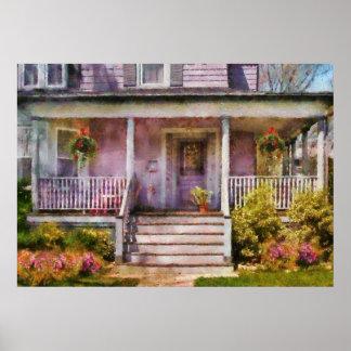 Porch - Grandmotherly love Print