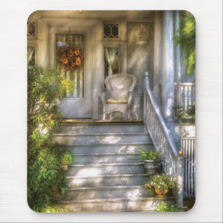 Porch - Grannies House Mouse Pad