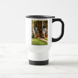 Porch -  Granpa's Chair Travel Mug