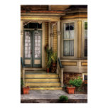 Porch - House 109 Print