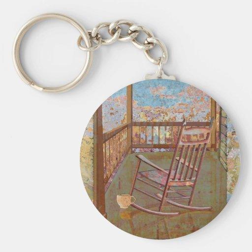 Porch Keychain