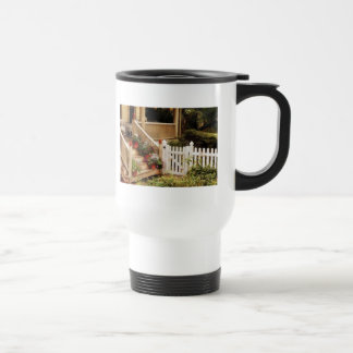 Porch - My Grandmother's Garden Coffee Mug