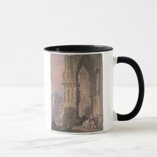 Porch of Regensburg Cathedral Mug