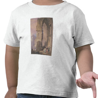 Porch of Regensburg Cathedral Tee Shirt
