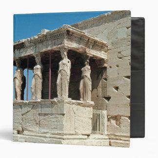 Porch of the Maidens, Erechtheion, c.421-405 BC Binder