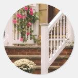 Porch - Suburban Paradise Stickers