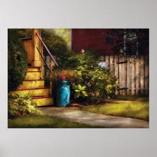 Porch - Summer Retreat Print