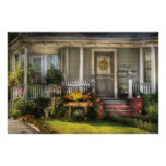 Porch - The house of an Angel Posters