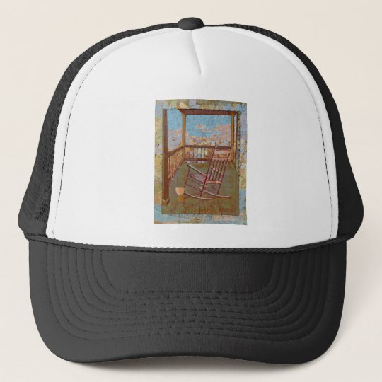 Porch Trucker Hat