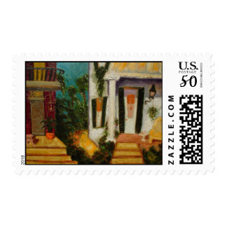Porches of Old New Orleans Postage