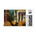 Porches of Old New Orleans Postage Stamps