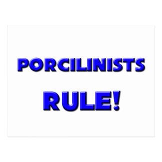 Porcilinists Rule! Postcards