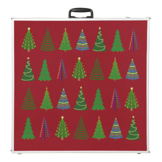 Porción del árbol de navidad