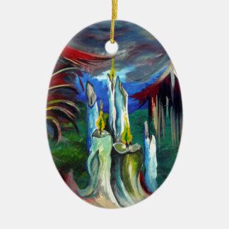 Porción entera de WTF Ornamentos Para Reyes Magos