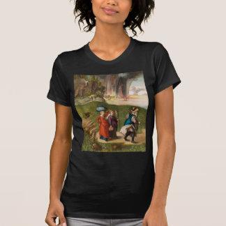Porción y sus hijas de Albrecht Durer Camiseta