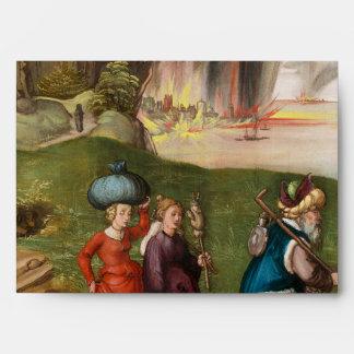 Porción y sus hijas de Albrecht Durer Sobres