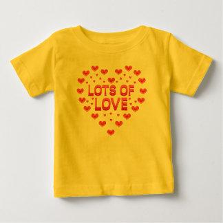 Porciones de amor camisas