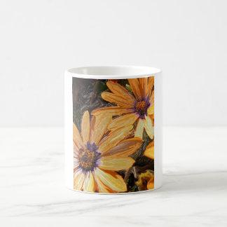 Porciones de color taza