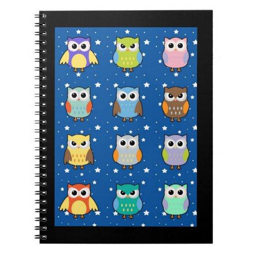 Porciones de cuaderno de Ows