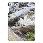 Porciones de Driftwood iPad Mini Carcasa
