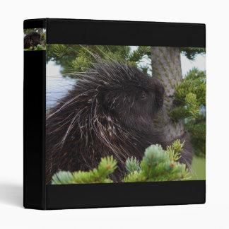 porcupine vinyl binder