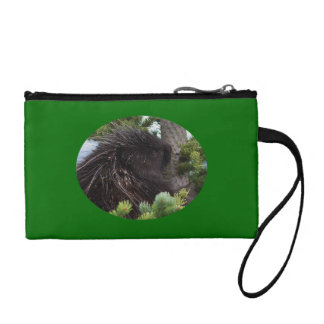 porcupine change purse
