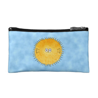 Porcupine Fish. Cosmetic Bag