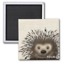 Porcupine Magnet
