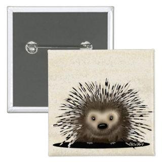 Porcupine Pin