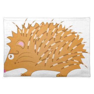 Porcupine Placemat