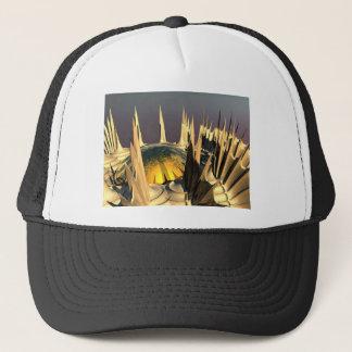 Porcupine Quills Trucker Hat