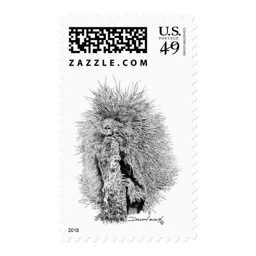 Porcupine Stamps