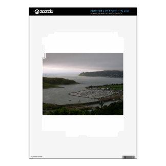 Porirua New Zealand Harbour Entrance Decal For iPad 3