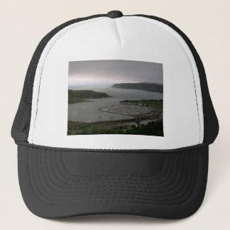 Porirua New Zealand Harbour Entrance Trucker Hat