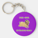 PORK-BAMA It's What's for Dinner Key Chains