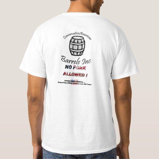 PORK BARRELS T-Shirt